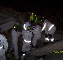 Urban search + rescue